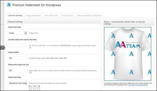 premium-woatermark-for-wordpress