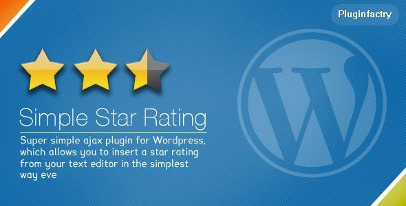 simple-star-rating-wordpress-plugin