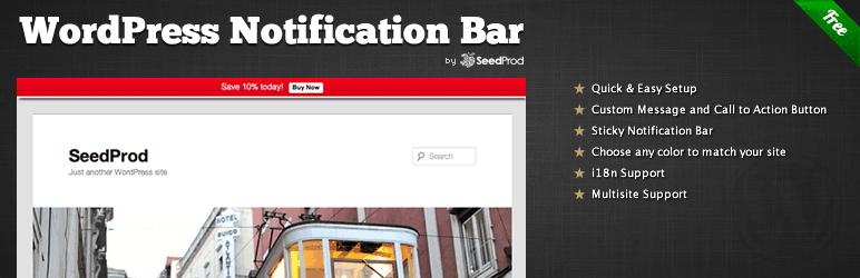 wordpress-notification-bar-wordpress-plugin