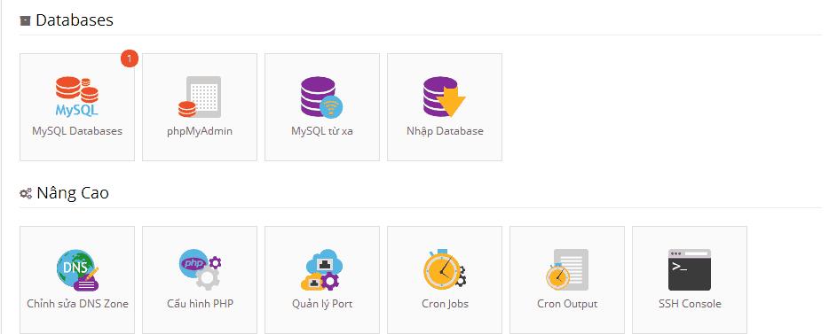 click-vao-muc-mysql-databases-hostinger