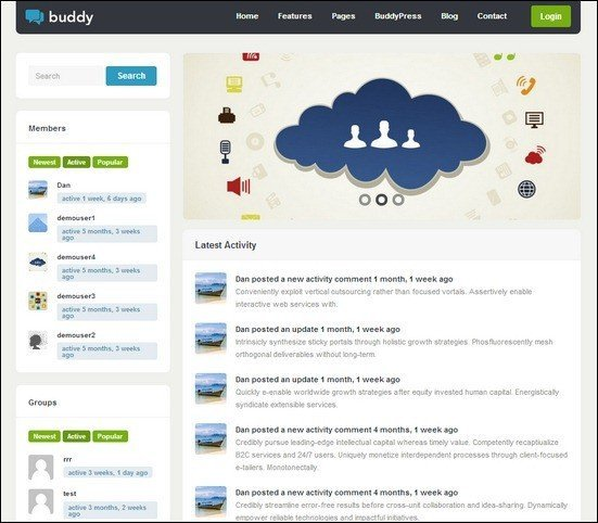 buddy-multipurose-wordpress-buddypress-theme