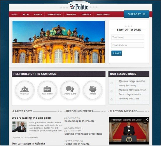 politic-campaign-politicalwp-buddypress-theme