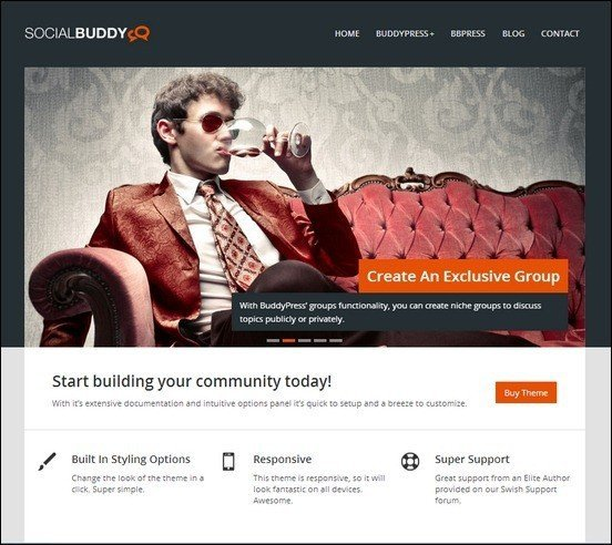 socail-buddy-wordpress-and-buddypress-theme
