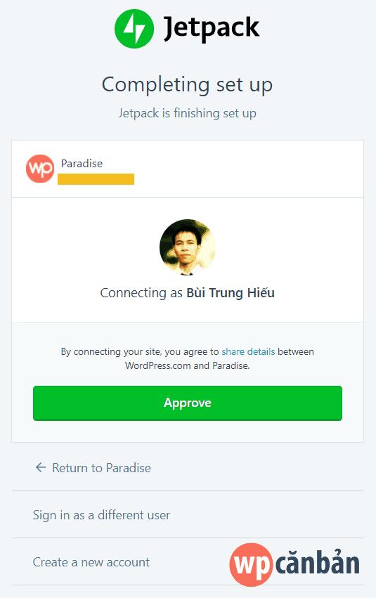 chap-nhan-ket-noi-tai-khoan-wordpress-com-voi-jetpack