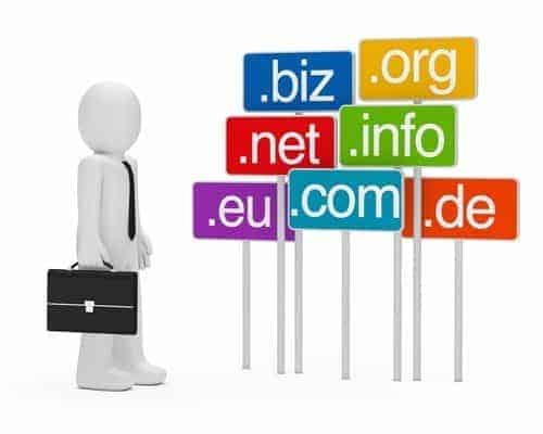 Selecting-a-Domain-Name