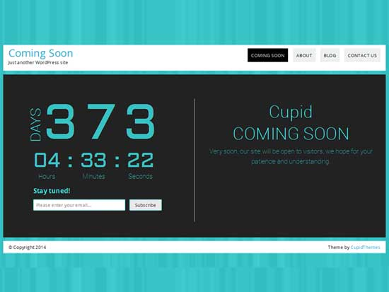 Free-WordPress-Themes-2014-count-down