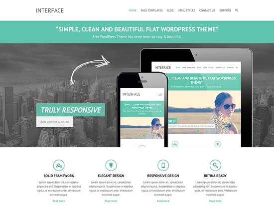Free-WordPress-Themes-2014-Interface