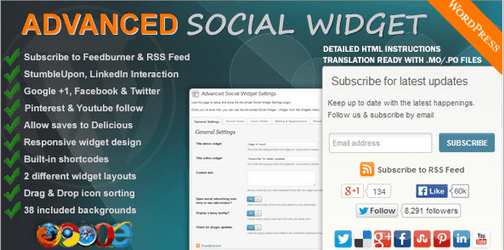 Advance-Social-Widget-WordPress-Plugin