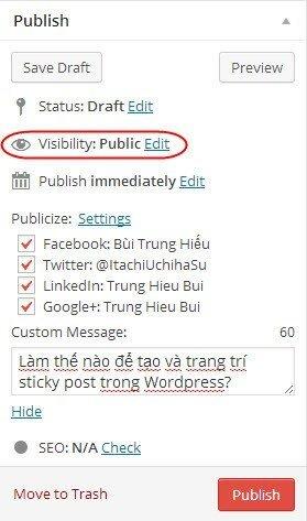 click-vao-muc-visibility-trong-khung-soan-thao-wordpress