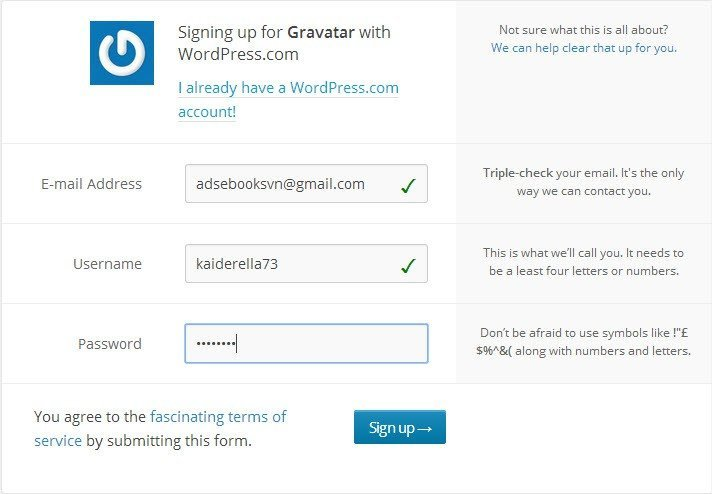 signing-up-for-gravatar