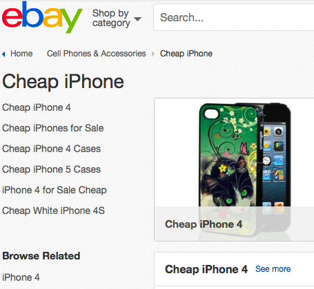 iPhone-eBay-cheap