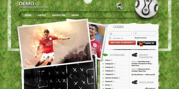 Football-WordPress-Theme