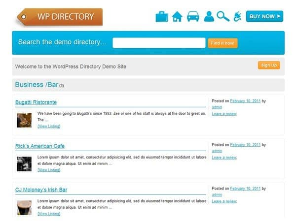 wordpress-directory