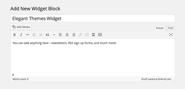 wysiwyg-widgets