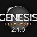Genesis Framework 2.1.0 chính thức trình làng