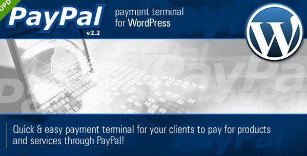 WordPress-Paypal-free-plugin