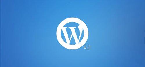 WordPress-4.0-Aktueller-Status
