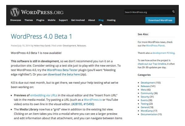 wordpress-org-blog