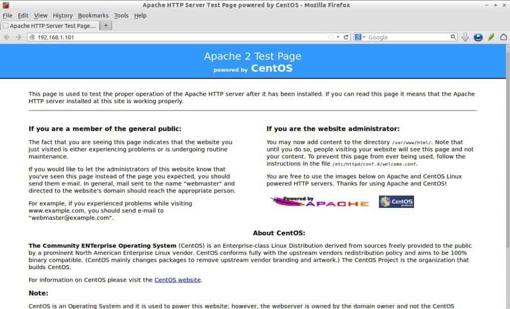 Apache-HTTP-Server-Test-Page-powered-by-CentOS