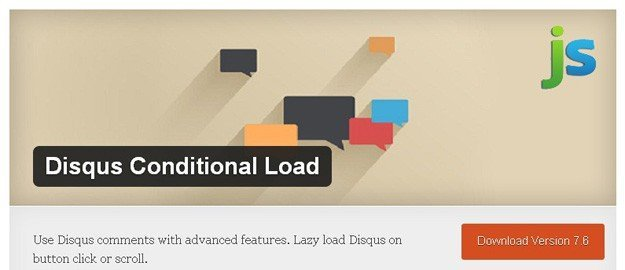 Disqus-Conditional-Load