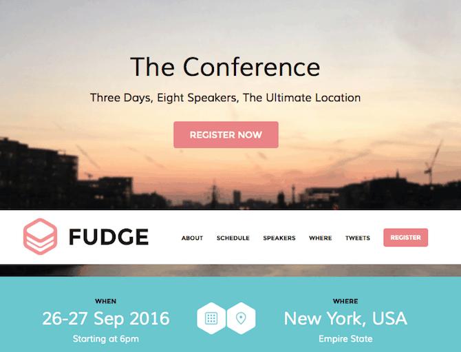 fudge-theme