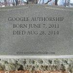 Google ngừng hiển thị tác giả trong các kết quả tìm kiếm