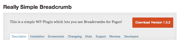 really-simple-breadcrumb