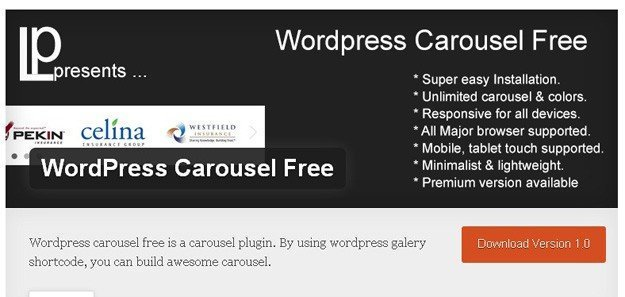 WordPress-Carousel-Free