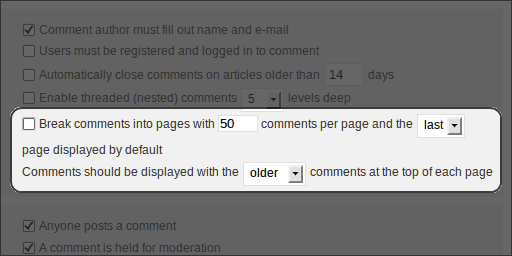 WordPress-comments-pagination