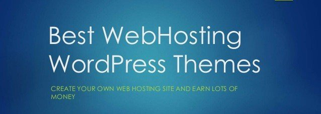 best-web-hosting-wordpress-themes