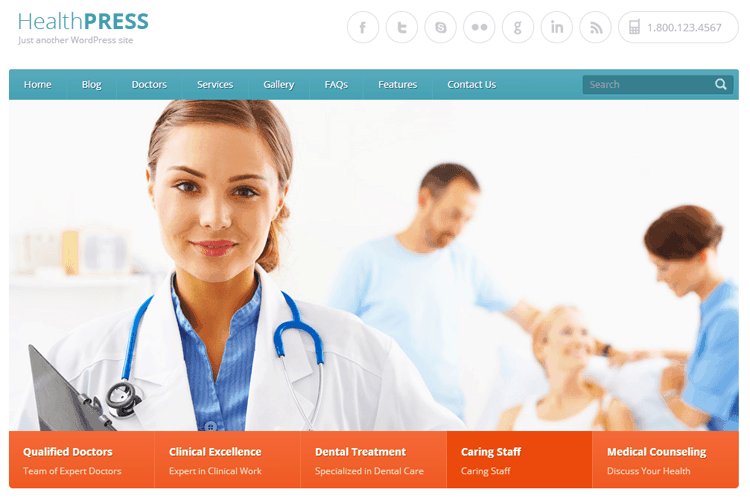 healthpress-theme