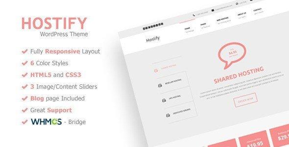 Hostify-Responsive-WordPress-Hosting-Theme