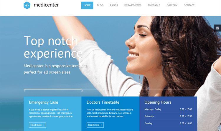 MediCenter-theme