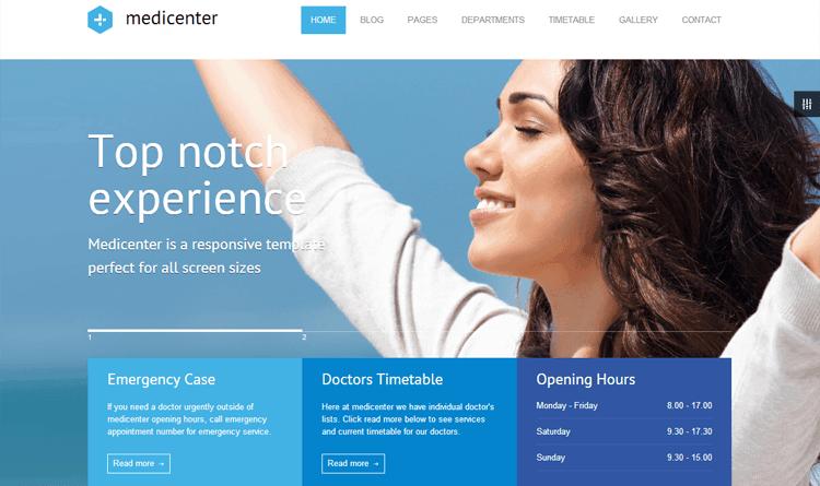 MediCenter-theme