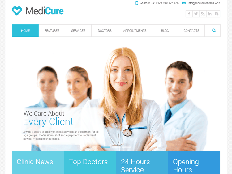 medicure-theme