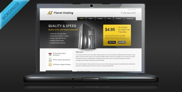 Planet-Hosting-Hosting-WordPress-Theme