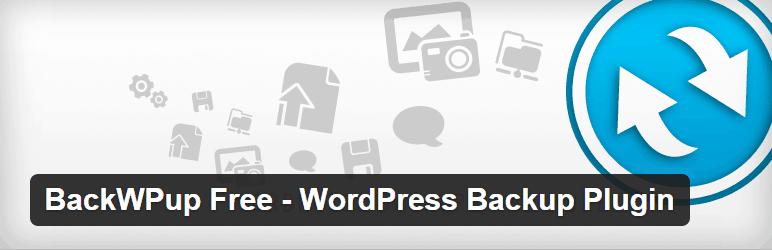 BackWPup-Free-plugin