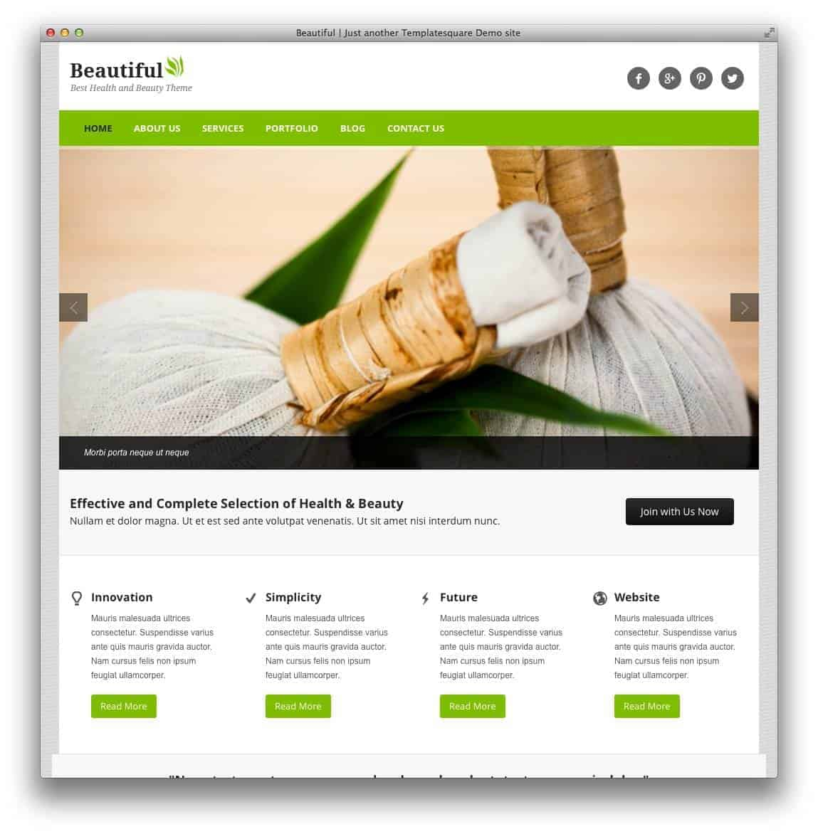 beautiful-spa-theme