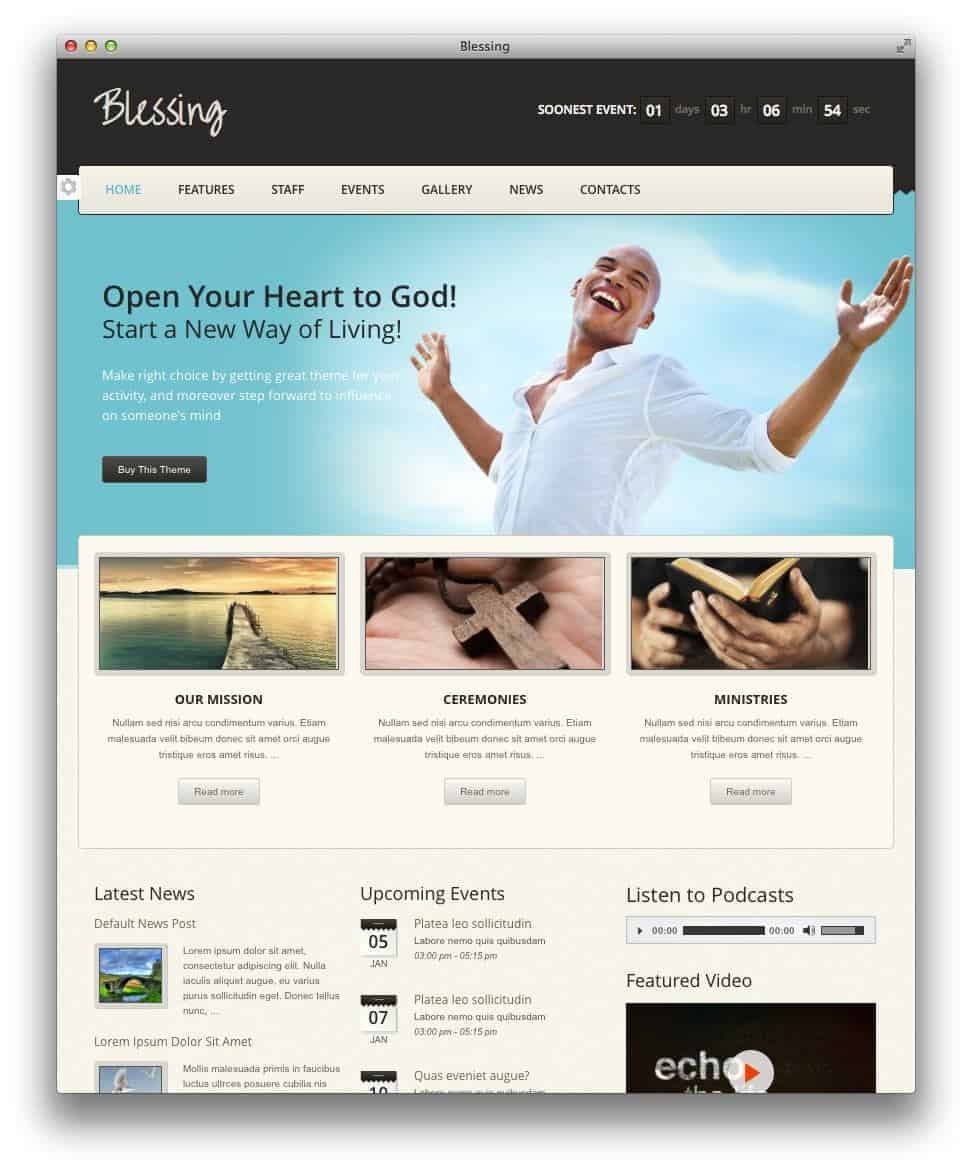 blessing-responsive-wordpress-theme