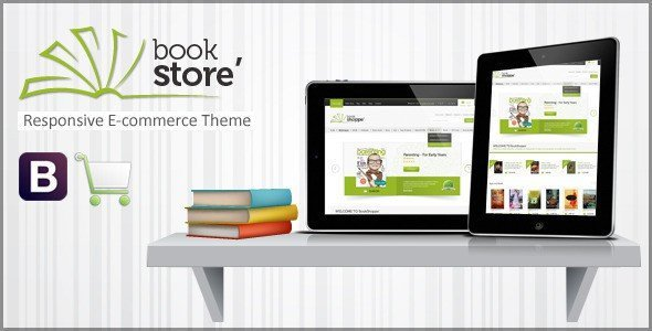 Book-Store-Responsive-Ecommerce-HTML5-Theme