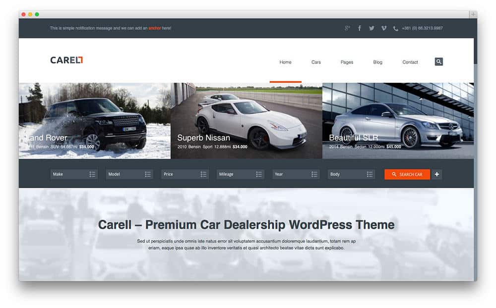 carel-car-dealership-template