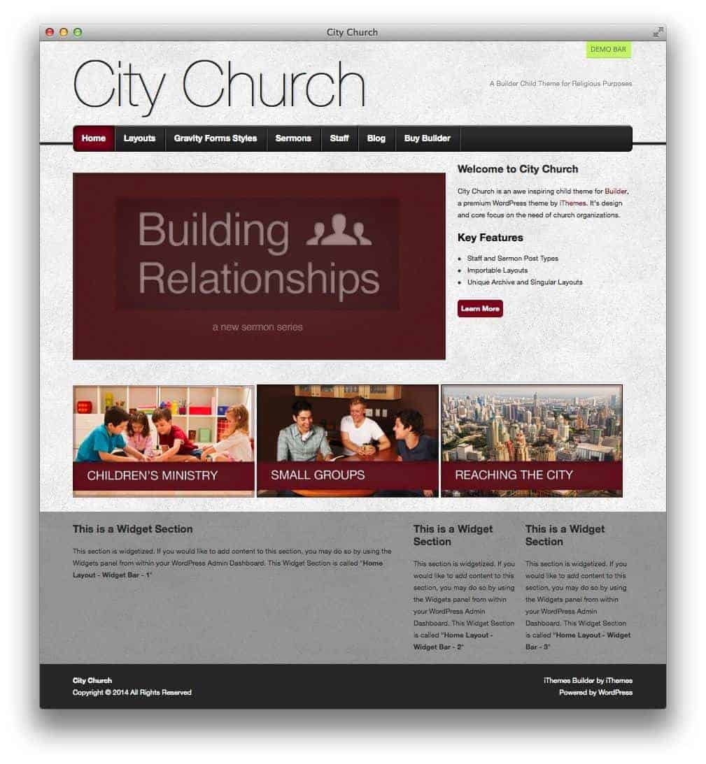 city-church-wp-theme