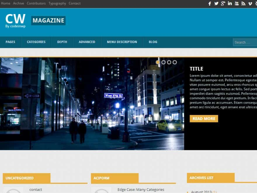 CW-Magazine-WP-theme