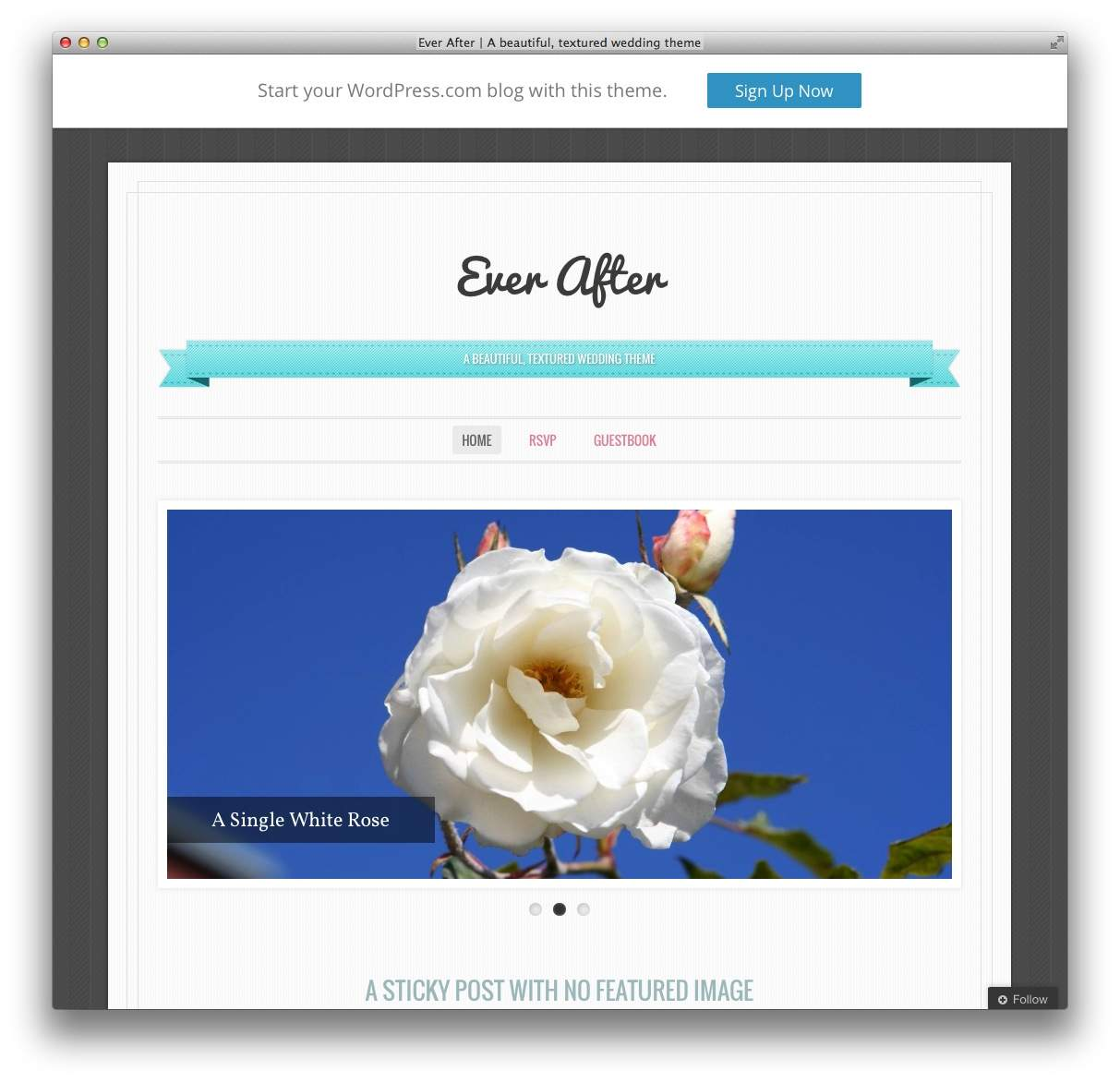 ever-after-wedding-theme