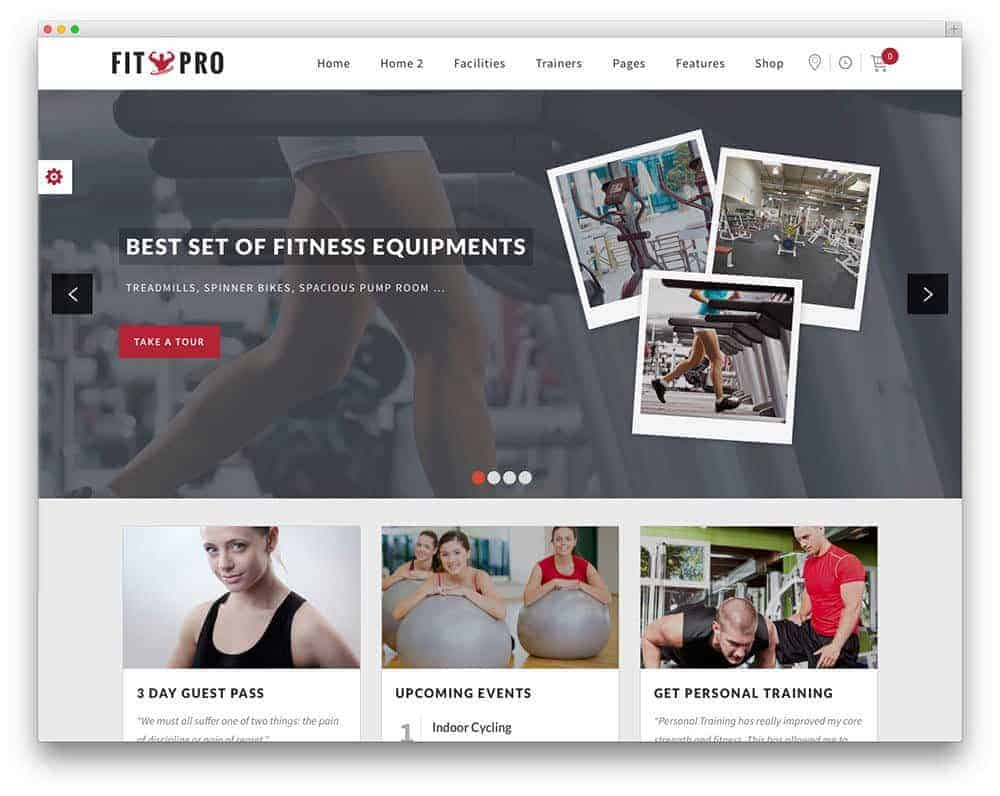 fitpro-fitness-theme