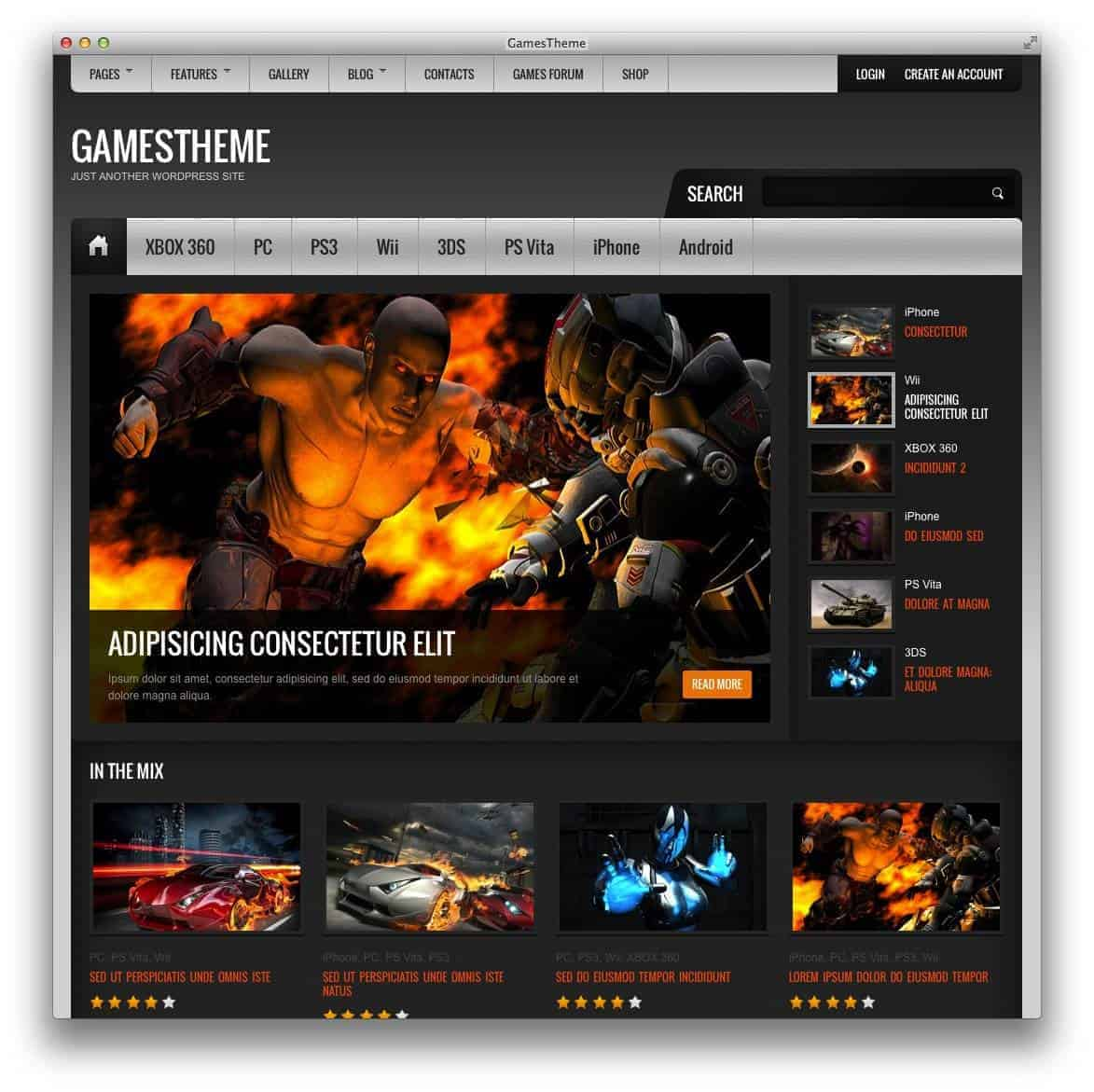 gamestheme-premium-wordpress-theme