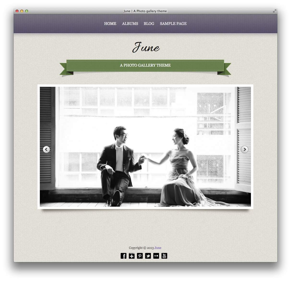june-free-photography-wordpress-theme