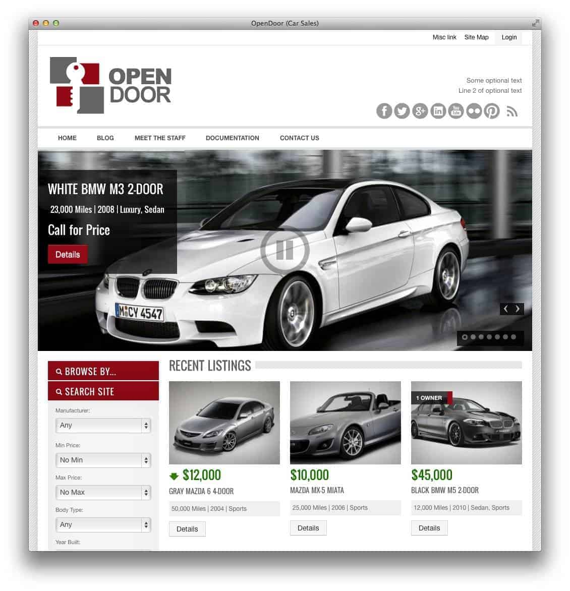 opendoor-car-dealership-theme