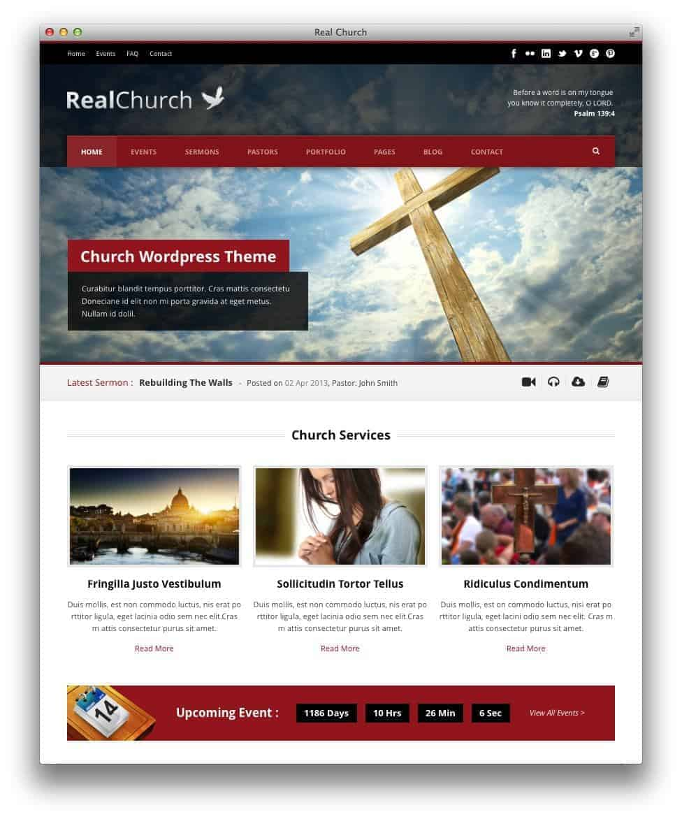 real-church-theme