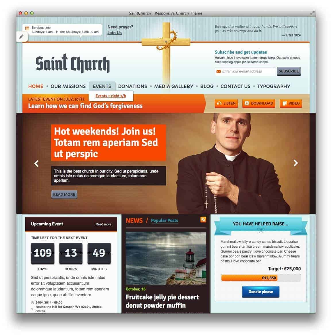 saintchurch-wordpress-theme